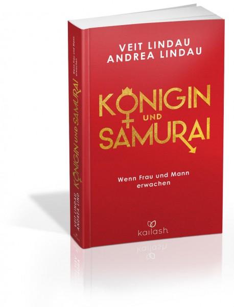 """Königin & Samurai """"Buch"""" - Wenn Mann und Frau erwachen"""