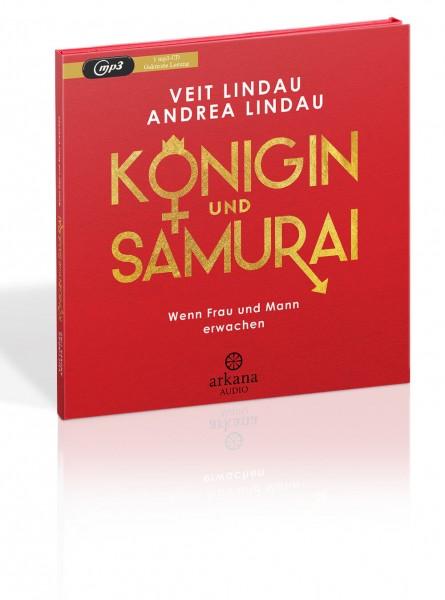 """Königin & Samurai """"Hörbuch"""" - Wenn Frau und Mann erwachen"""