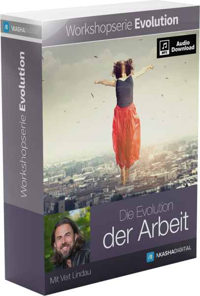 Workshop - Die Evolution der Arbeit - MP3-Download