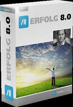 """Der besonders wirksamen Download-Kurs """"Erfolg 8.0"""""""