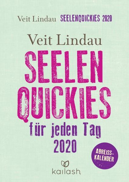 Seelen Quickies Kalender von Veit Lindau 2020