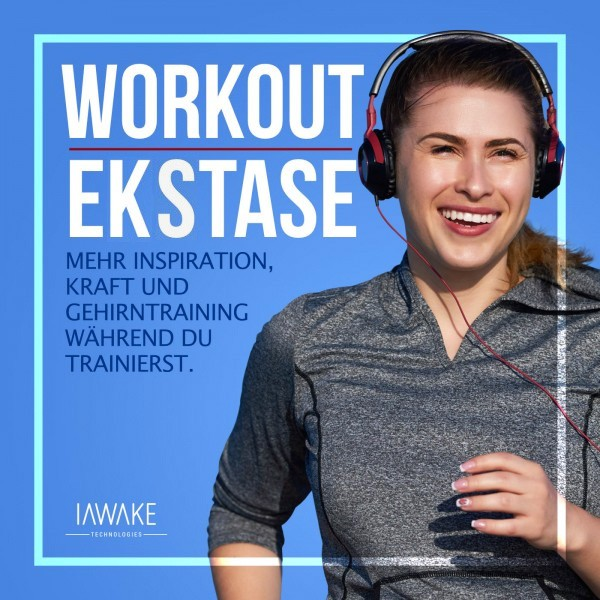 iAwake Workout Ekstase Cover