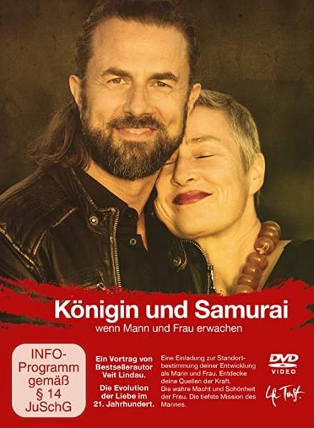 Königin & Samurai DVD
