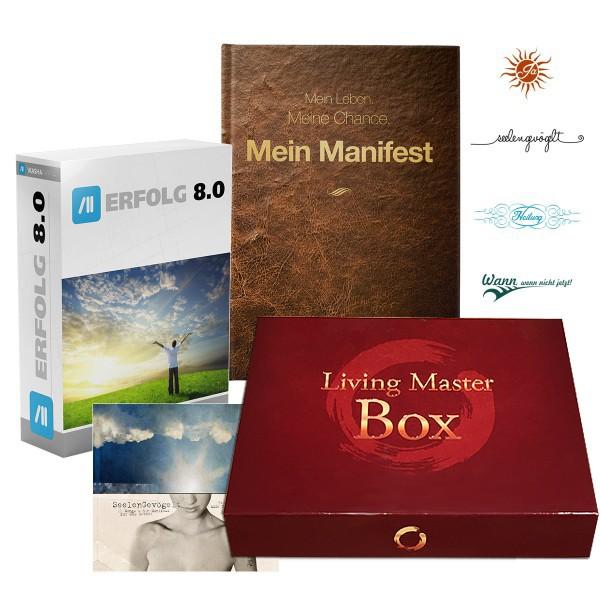 """Sonderaktion """"Das große Mein Manifest & Erfolgs"""" - Paket (nur solange der Vorrat reicht)"""