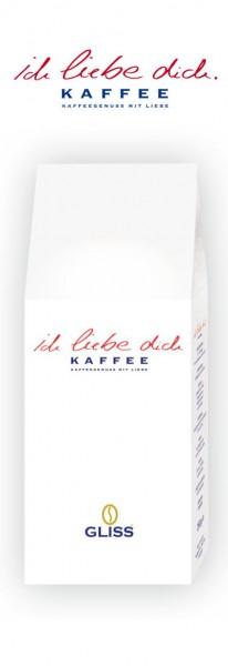 ich liebe dich Kaffee - ganze Bohne